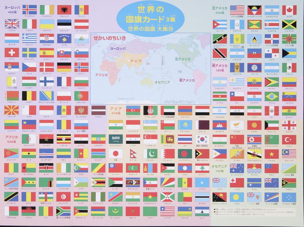 国旗 世界 一覧 の 全世界の国旗一覧