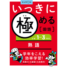 いっきに極める国語3 小学1~3年の熟語